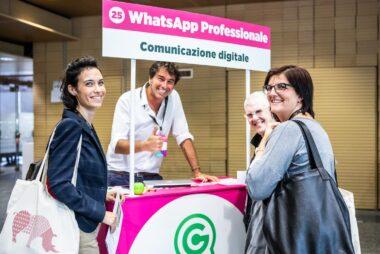 WhatsApp Marketing Professionale Foto Non Profit Day 2019