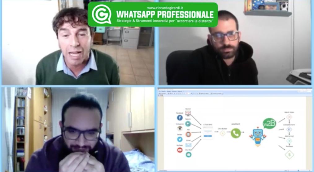 Il mio intervento al webinair sul WhatsApp Marketing di Whats2Business