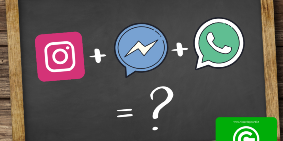 messenger instagram whatsapp marketing professionale