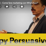 Podcast Copy Persuasivo WhatsApp Marketing Professionale